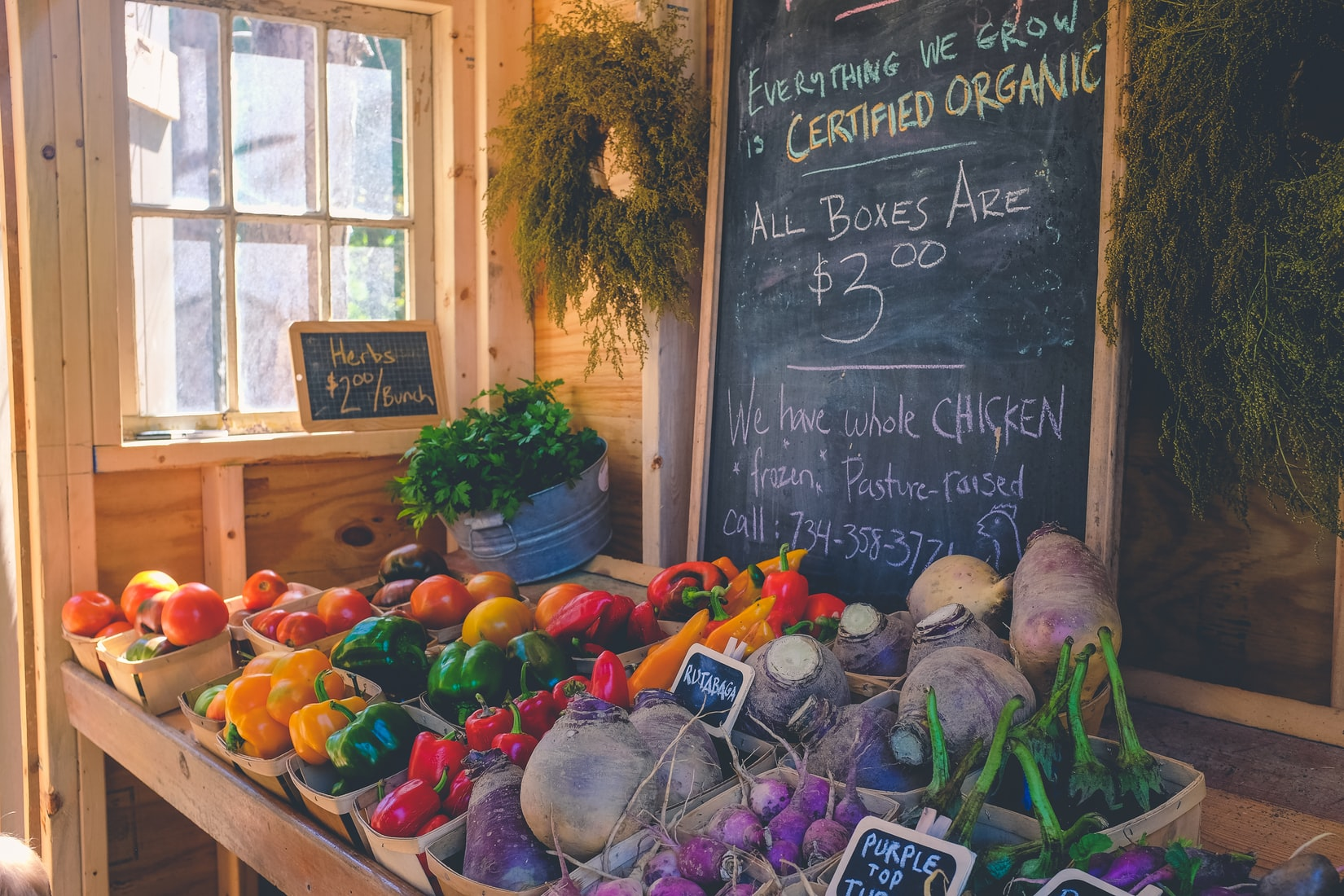 The Critical To-Do List for Organic Agriculture